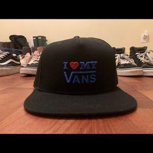 Vans Heart SnapBack Hat